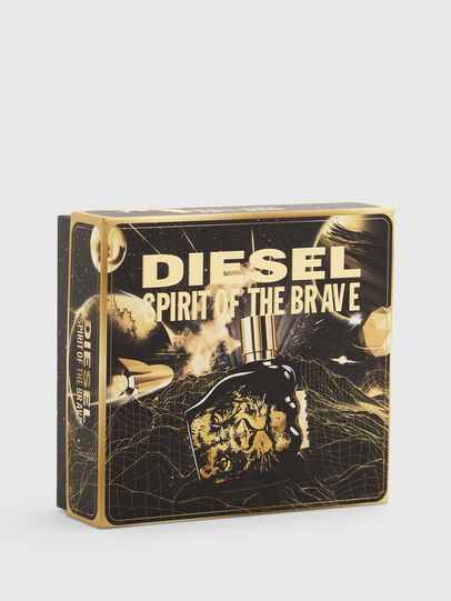 Diesel - SPIRIT OF THE BRAVE 35ML GIFT SET, Schwarz/Gold - Only The Brave - Image 3