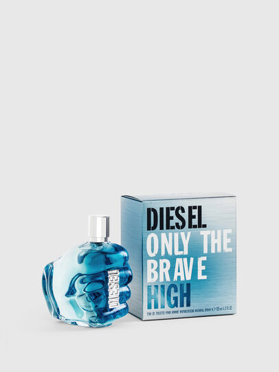 Diesel - ONLY THE BRAVE HIGH  125ML, Hellblau - Only The Brave - Image 1
