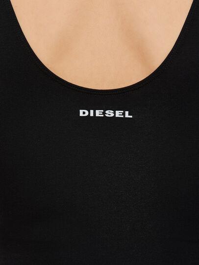 Diesel - UFBY-BODYTHREEPACK, Schwarz - Bodys - Image 5