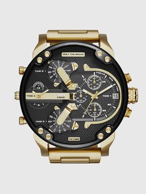 DZ7333 MR. DADDY 2.0, Gold - Uhren