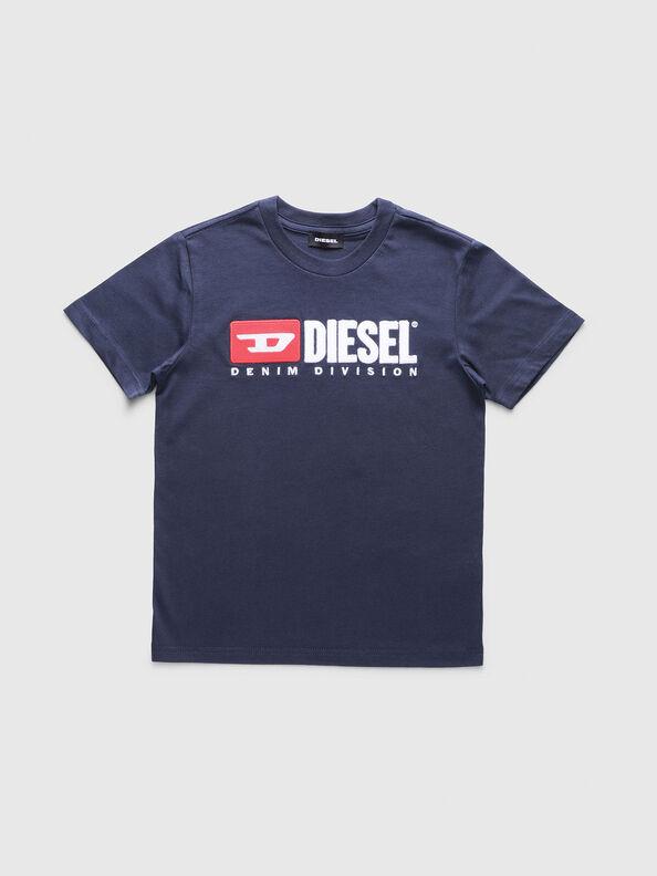 TJUSTDIVISION, Dunkelblau - T-Shirts und Tops