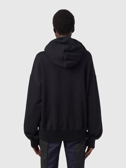 Diesel - F-MAGDALENA-B3, Black - Sweaters - Image 2