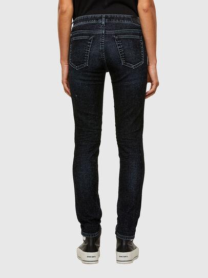 Diesel - D-Ollies JoggJeans® 069UH, Schwarz/Dunkelgrau - Jeans - Image 2