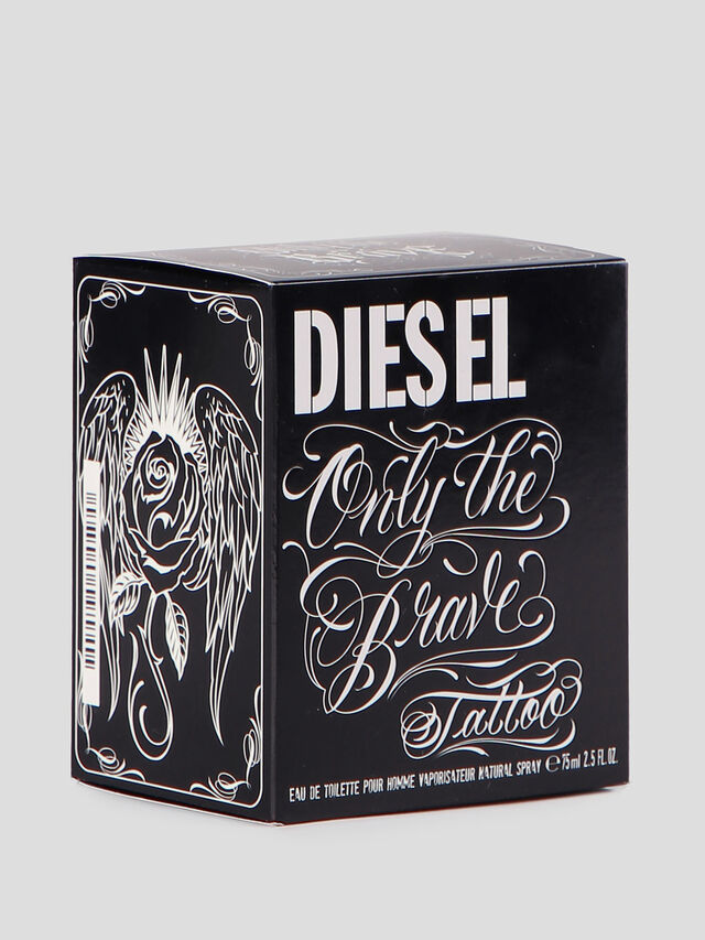 Diesel - ONLY THE BRAVE TATTOO 75ML, Generisch - Only The Brave - Image 4