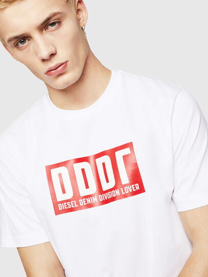 Diesel - T-JUST-A9,  - T-Shirts - Image 3