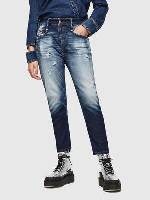 Fayza 0092I, Dunkelblau - Jeans