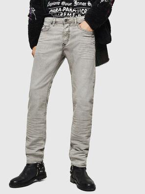 Buster 069II, Hellgrau - Jeans
