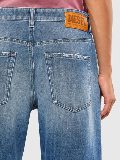 Diesel - D-Reggy 009JX, Hellblau - Jeans - Image 5