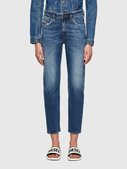 Diesel - D-Joy 009TZ, Medium blue - Jeans - Image 1