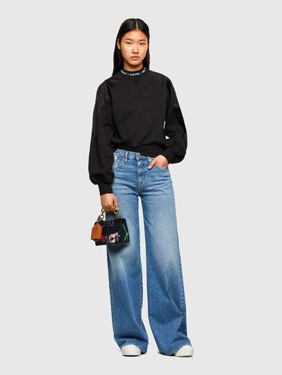 Diesel - D-Akemi 009EU, Blu Chiaro - Jeans - Image 5