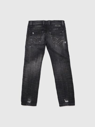 Diesel - THOMMER-J JOGGJEANS, Nero/Grigio scuro - Jeans - Image 2