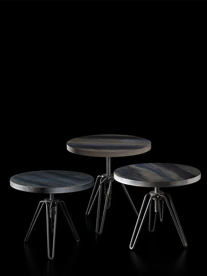 Diesel - OVERDYED - SIDE TABLE, Multicolor  - Furniture - Image 1