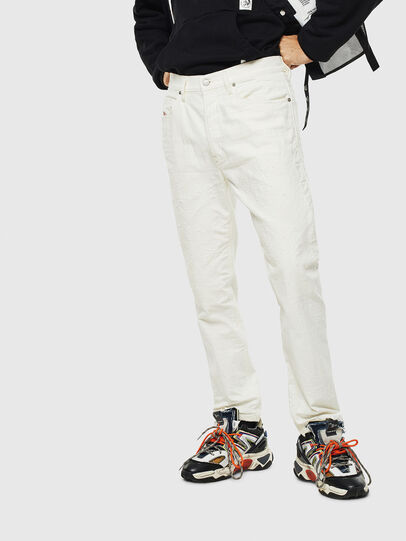 Diesel - D-Eetar 0078Z, Weiß - Jeans - Image 1