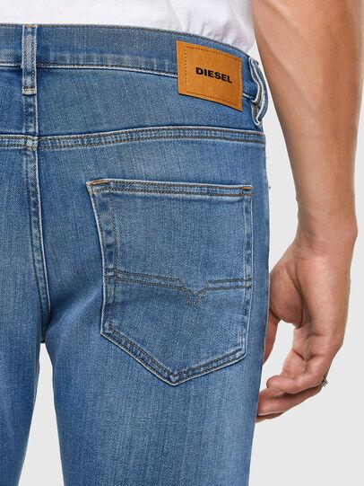 Diesel - D-Luster 009EK, Hellblau - Jeans - Image 4