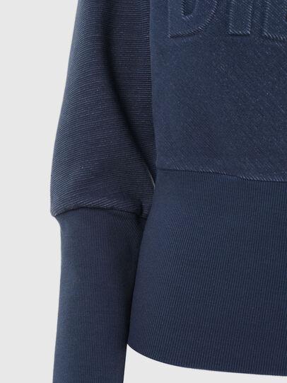 Diesel - UFLT-WILLAS-DW, Blau - Sweatshirts - Image 3