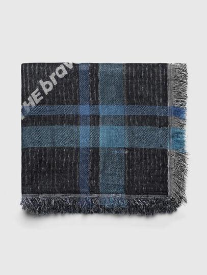 Diesel - S-COUPY, Schwarz/Blau - Schals - Image 1