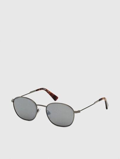 Diesel - DL0307, Grau - Sonnenbrille - Image 2