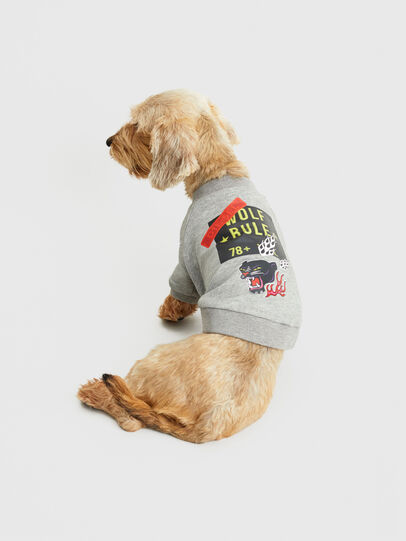 Diesel - PET-WOLF-GRY, Gris - Other Accessories - Image 2