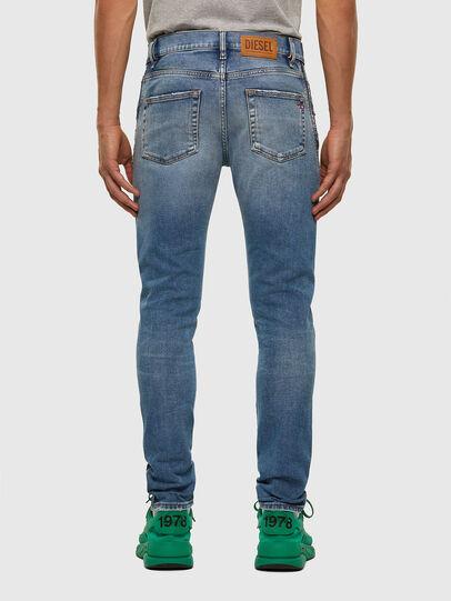 Diesel - D-Strukt 009GE, Mittelblau - Jeans - Image 2