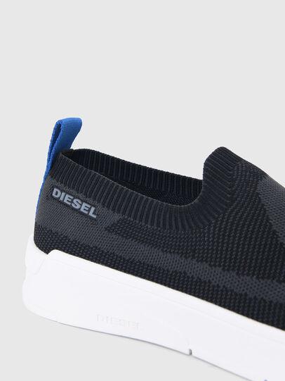 Diesel - S-YOSUKE SO, Bleu - Baskets - Image 4