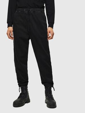 D-Toller JoggJeans 0687Z, Schwarz/Dunkelgrau - Jeans