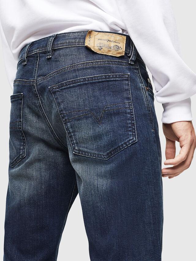 Diesel - Waykee 0814W, Dunkelblau - Jeans - Image 4