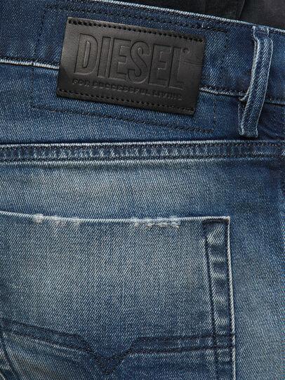 Diesel - Tepphar 009FR, Mittelblau - Jeans - Image 4