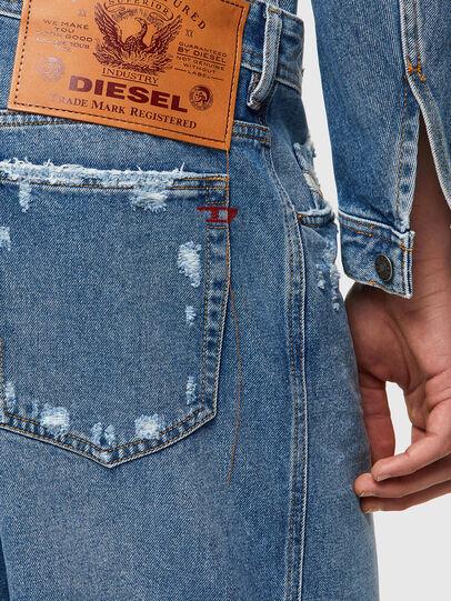 Diesel - D-WILLOH-X, Hellblau - Kurze Hosen - Image 3