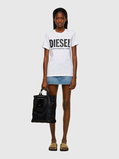 Diesel - ELLY, Noir - Cabas et Sacs d'Épaule - Image 6