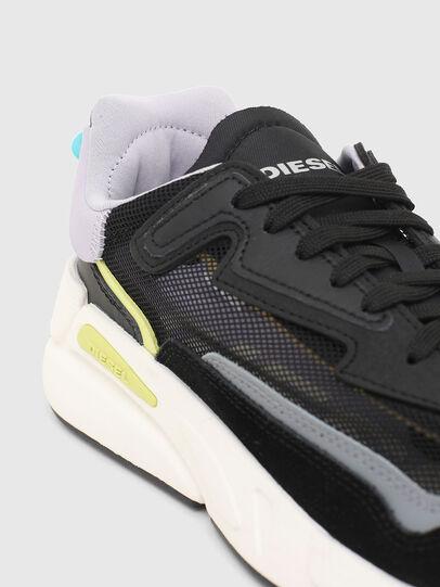 Diesel - S-SERENDIPITY SM W, Nero/Viola - Sneakers - Image 4