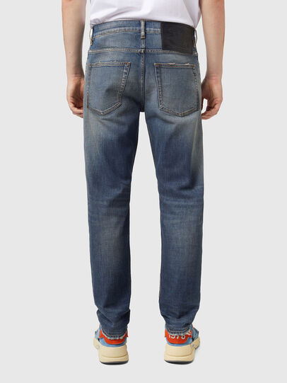 Diesel - D-Fining Z9A05, Blu medio - Jeans - Image 2