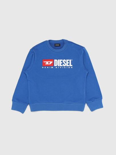 Diesel - SCREWDIVISION OVER,  - Sweatshirts - Image 1