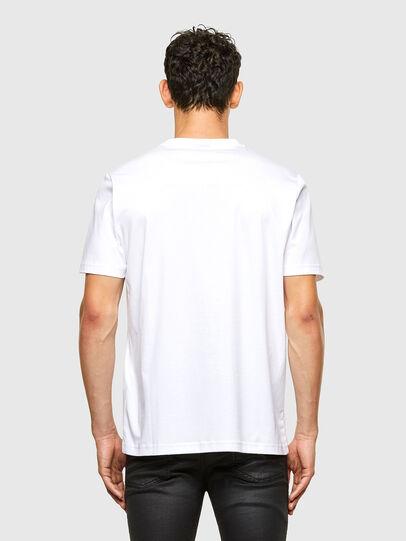 Diesel - T-JUST-A31, Weiß - T-Shirts - Image 2