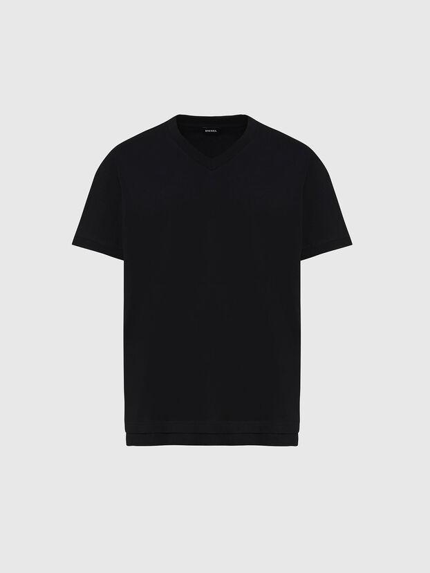 T-CHERUBIK-NEW2, Schwarz - T-Shirts