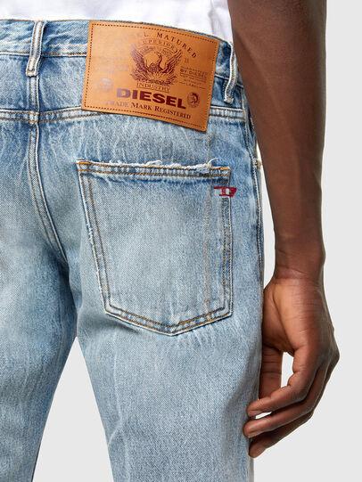 Diesel - D-Kras 009NC, Bleu Clair - Jeans - Image 3