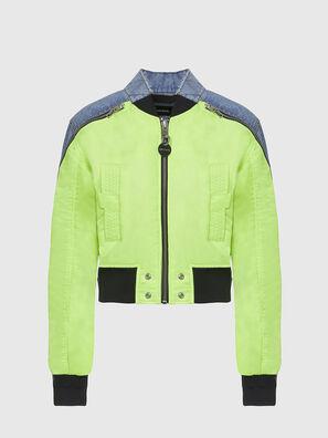 G-DANIEL, Blau/Grün - Jacken