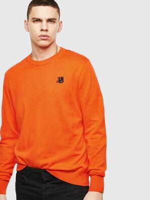 K-FREEX, Orange - Strickwaren