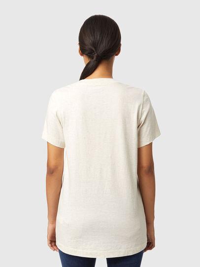Diesel - T-LILLY-B1, Blanc - T-Shirts - Image 2
