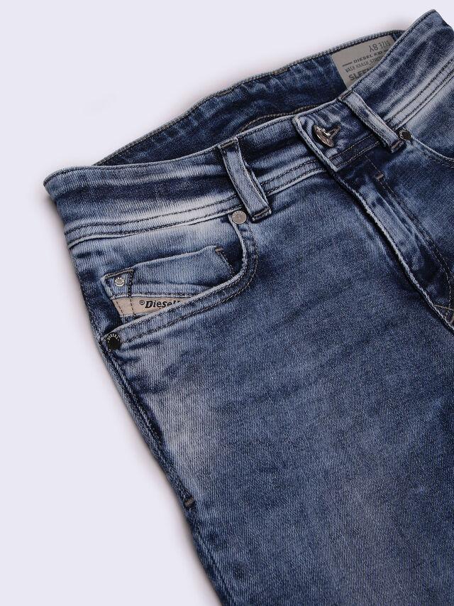 SLEENKER-J-N, Jeansblau