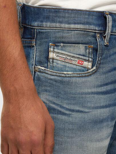 Diesel - D-Strukt 009HH, Mittelblau - Jeans - Image 4