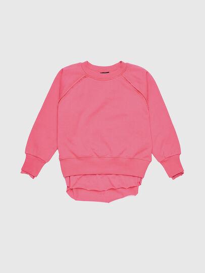 Diesel - SROXXYA, Rosa - Sweatshirts - Image 1
