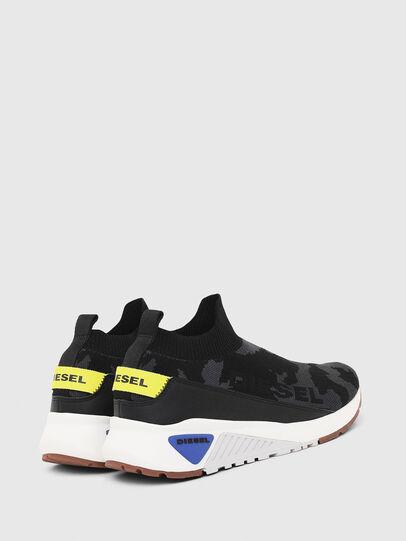 Diesel - S-KB SOCK QB, Schwarz - Sneakers - Image 3