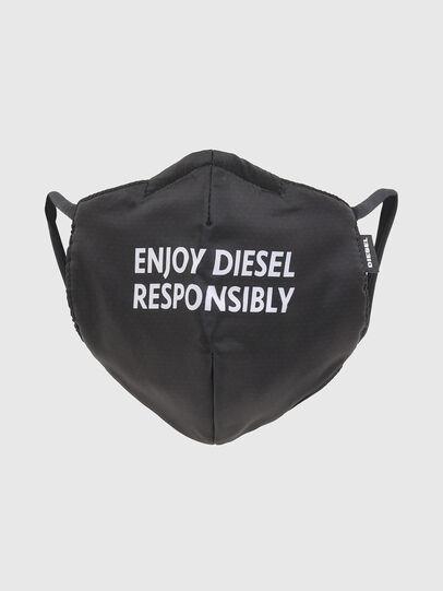 Diesel - FACEMASK-ENJOY, Noir - Other Accessories - Image 1