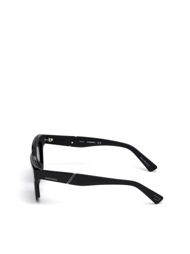 Diesel - DL0231, Schwarz - Sonnenbrille - Image 3