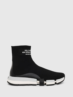 H-PADOLA HIGH SOCK W, Schwarz - Sneakers