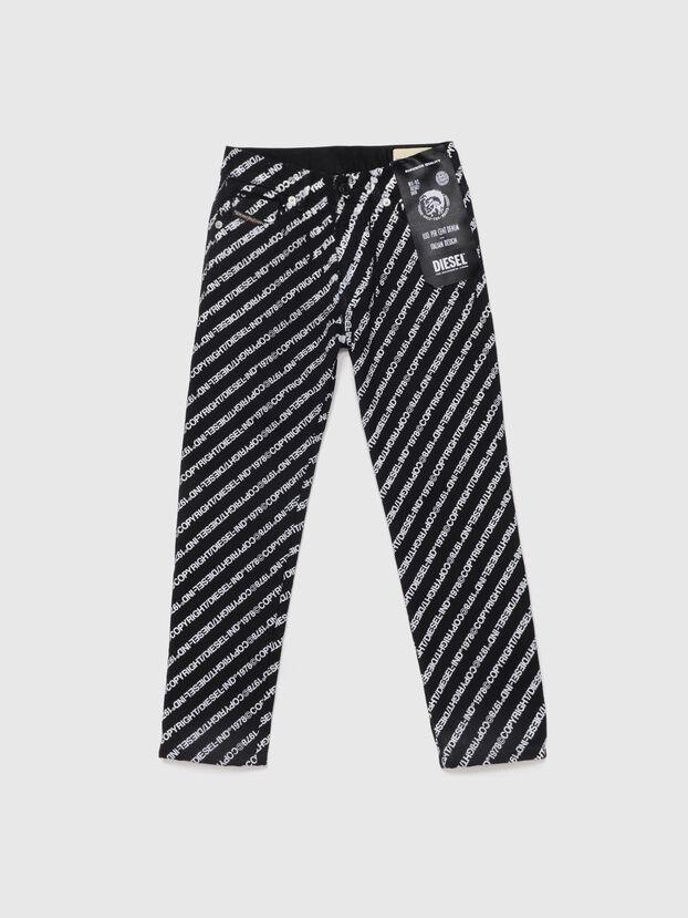MHARKY-J, Schwarz/Dunkelgrau - Jeans