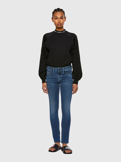 Diesel - D-Ollies JoggJeans® 069VH, Blu medio - Jeans - Image 5