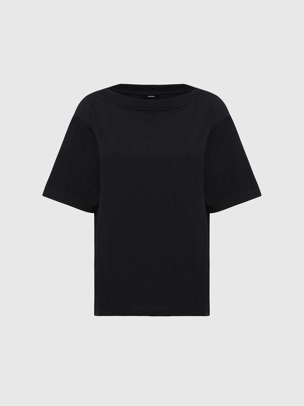 T-SBUSETTE, Schwarz - T-Shirts