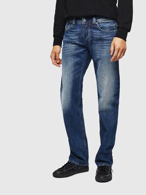 Larkee 008XR, Dunkelblau - Jeans
