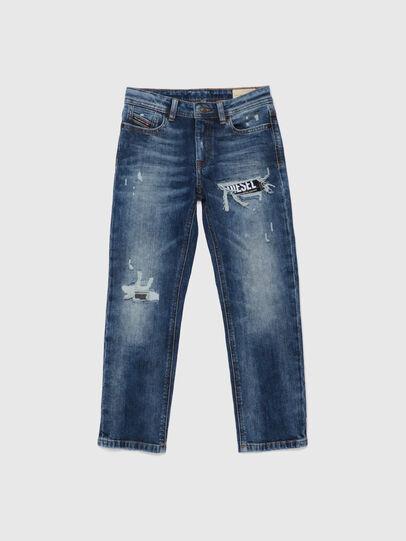 Diesel - REEN-J-N, Blu medio - Jeans - Image 1